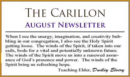 The Carillon | August Newsletter